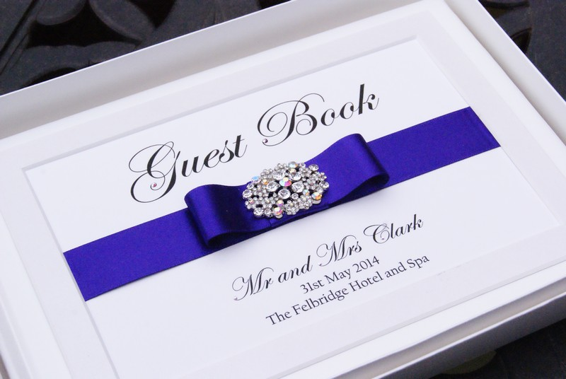 Wedding Guest Books | Bespoke Guest Book | Sussex