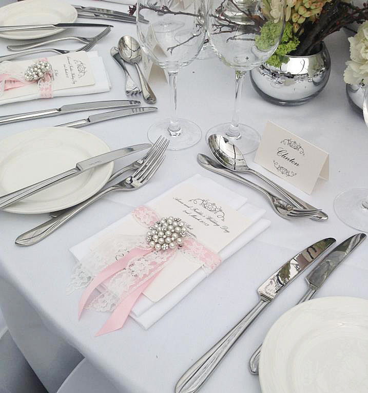 Adding Color To Tables The Knot